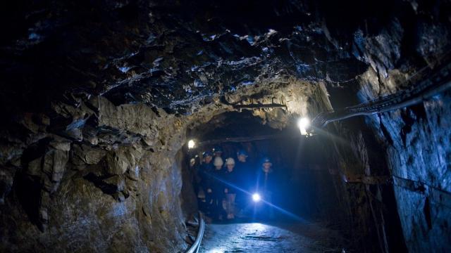 La Mine Bleue Visite Guidée Dans Une Ancienne Mine D'ardoise